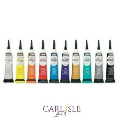 Pebeo Vitrea 160 Outliner/Cerne Relief 20ml Tube. Choose Your Colour By One .