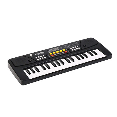 BETECHO Chargable Piano for Kids, 37 Keys Multi-function Charging Electronic Key