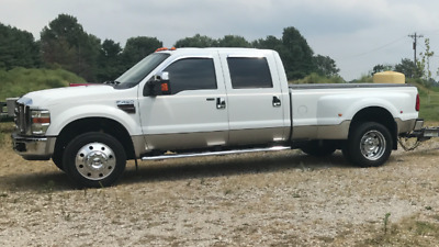 2008 Ford F-450 leather Ford F450 Diesel