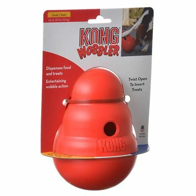 Kong Wobbler Dog Toy Small (dogs Under 25 Lbs)