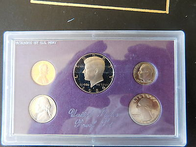 Coins Us.proof.set.1986.s..#2