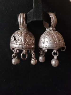 Necklaces Silver Rare from Oman Bedouin Ware (0633)