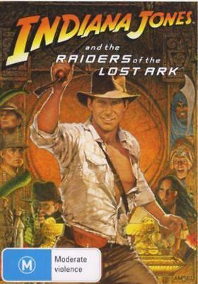DVD - Indiana Jones and The Raiders of the Lost Ark [1981] (Preowned)