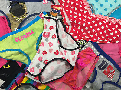 2 Pairs New With Tags Joe Boxer Panties Hipsters/Boyshorts Size 7 L