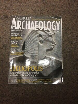 Current World Archarology #90