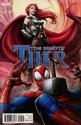 The Mighty Thor #20 (Vol 2) Mary Jane Variant