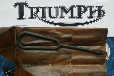 ☆Genuine☆Classic Triumph Motorcycle Toolkit Screwdriver N.o.s.t100 T110 T120 6T