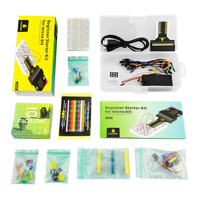 2018 New Keyestudio Beginner Starter Learning Kit for BBC Micro:bit