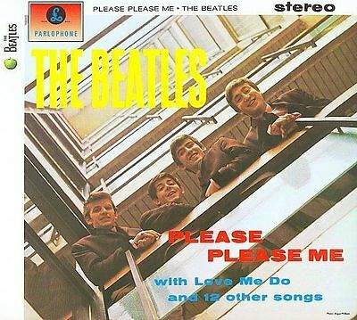The Beatles Please Please Me CD NEW Love Me Do Chains Misery