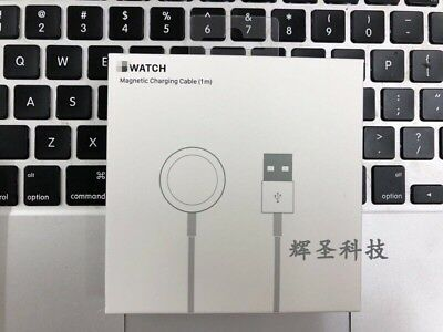 For 38/42mm Apple Watch iWatch 1 2 3 Magnetic Charging Cable Cord Charger Pad US