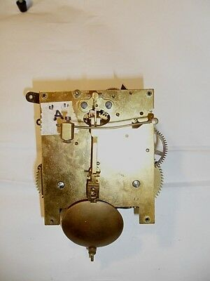 Vintage Clock Movement, 2 Train Mov. (A)