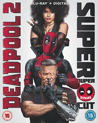 Deadpool 2 (Plus Digital Download) [2018] (Blu-ray)