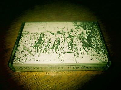 Apotheoses Arrival Of The Emperors Demotape Second Coming Death Metal Entombed