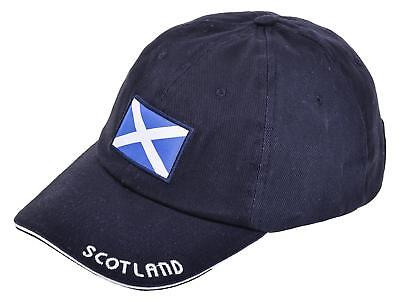 Scotland Lion Logo Embroidered Baseball Cap