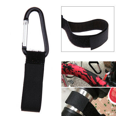 Mummy Bag Clip Pram Pushchair Stroller Hook Shopping Bag Clip Baby Stroller Clip