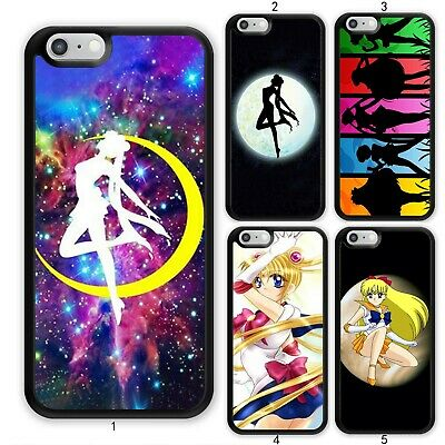 Sailor Moon Shadow Starry Sky For iPhone Xs iPod & Samsung Galaxy S10+ S10e Case