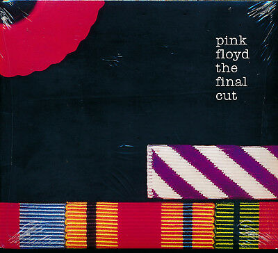 Pink Floyd The Final Cut CD NEW 2016 Reissued