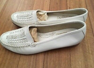 Rare Vintage Men's Roland Cartier Made In Brazil Genuine Leather Shoes