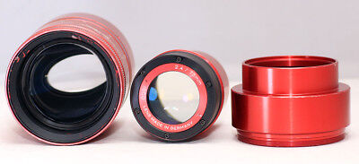 EXC+++ ISCO ANAMORPHIC ULTRA-STAR PLUS 2.1 & f=75mm-2.95in Rear Attachment LENS