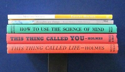 Ernest Holmes: This Thing Called Life, You, How to Use Science of Mind +  2 more