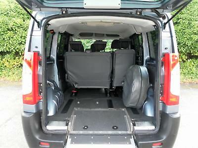 Peugeot Expert Tepee 2.0HDi WAV Wheelchair Accessible Vehicle Disability Car