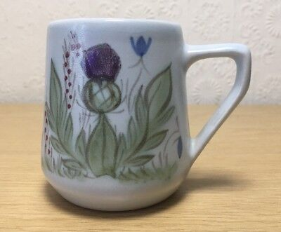 Vintage Buchan Pottery Cup