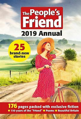The People's Friend 2019 Official Annual 9781845356743