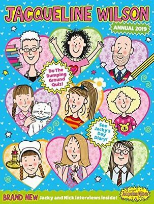 Jacqueline Wilson Annual 2019 Official 9781845356835