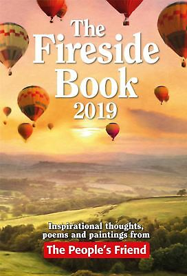 The Fireside Book 2019 Official Annual 9781845356750