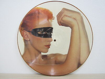 LP /  Eurythmics ‎– Touch / , Album, Picture Disc, Limited Edition / RARITÄT /