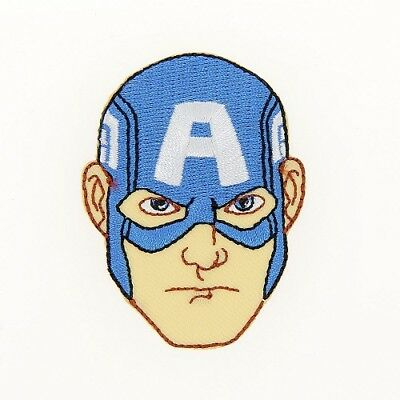 Patch Ecusson Thermocollant Avangers Captain America