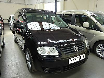 60 Volkswagen Caddy Maxi Life      Wheelchair Adapted Disabled Vehicle