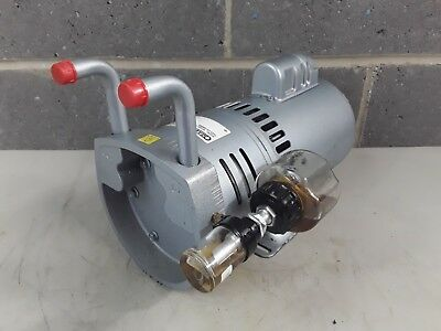 Gast Vacuum Pump  Model 1023-V2-G608X 0.75Hp 110 or 240VAC #