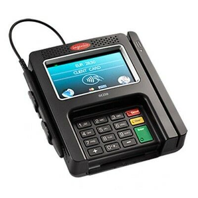 Ingenico iSC250 Point-of-Sale Swipe/EMV/Contactless card reader terminal- USB