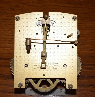 Smith Enfield Clock Movement for spares or repair