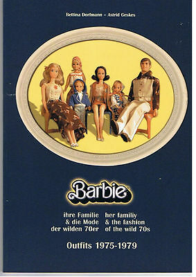 Barbie-Ihre Familie & Die Mode - Outfits 1975-1979 Neu/new/neuf !