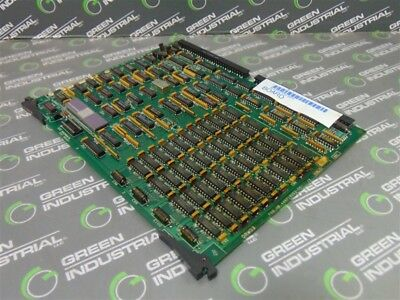 USED General Electric DRM03 CNC D-RAM Board 44A719326-G01 44A719252-001R04/4