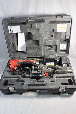 Ridgid RE 6 Cordless Quick Change Electrical Cable Termination Tool (