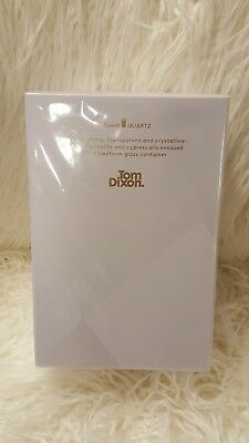 Tom Dixon Scent Quartz Reed Diffuser Brand New Sealed **perfect gift**