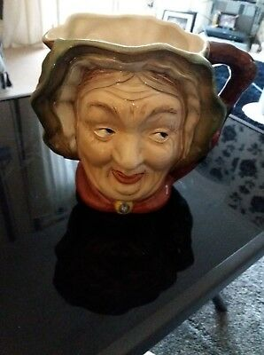 Beswick Ware Toby Jug 371  7inches High x 8inches wide
