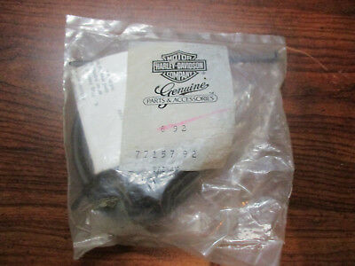 NOS Harley Davidson Helmet Headset Extension Cord, Part 77157-92 OBS