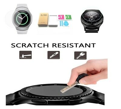 Smartwatch Film Screen Protector Round For Samsung Gear S3 Frontier/Classic 9H