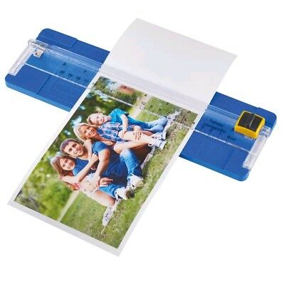 A4 A5 Precision Rotary Guillotine Paper Photo Trimmer Cutter Ruler Wedding DA