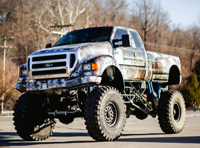 2000 Ford Other Pickups  Ford Super Truck F-750