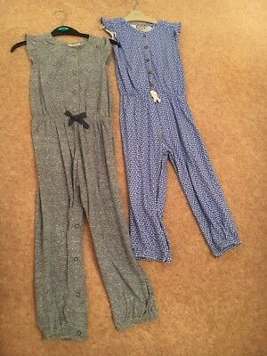 Girls NEXT Bundle X2 jumpsuits / Playsuits age 3/4 years
