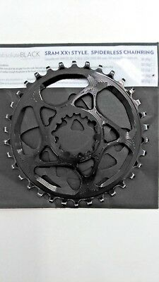 Plato Absolute Black Sram Direct Mount 34D