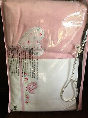 Mothercare Newborn Girl 5 Piece Bed In A Bag