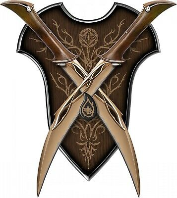 Fighting Knives of Tauriel / The Hobbit /LOTR/Elven/United Cutlery/UC3044 EGSP
