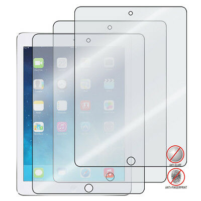 3X Matte Screen Protector Film For New iPad 6th Gen 9.7 inch 2018 A1893 A1954