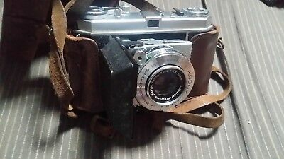 kodak retina 1a vintage 35mm film camera tested and working